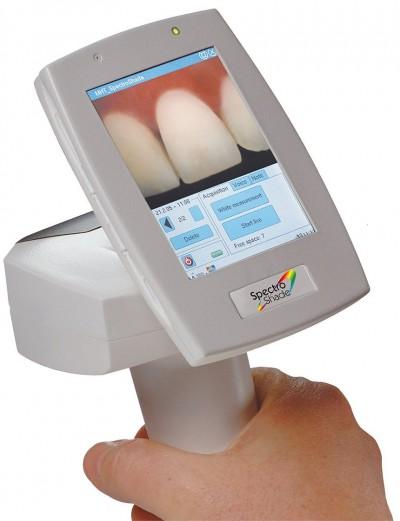 Аппарат для определения цвета зубов Spectroshade