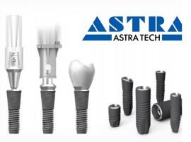 Система имплантатов Astra Tech Implant System (Швеция)